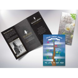 Flyers / Brochures Cyprus Printig Center